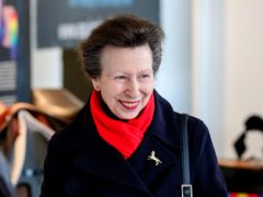The Princess Royal will travel to Paris for a two-day visit in October (Steve Parsons/PA)