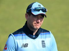 Eoin Morgan's England are set to travel to Pakistan for a whistle-stop trip next month (Shaun Botterill/PA)