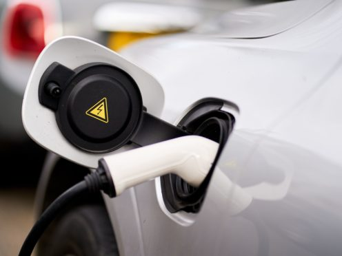 Nearly all drivers overestimate the number of electric cars which run out of charge, a new survey suggests (John Walton/PA)