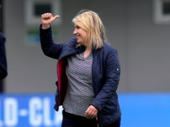 Emma Hayes will be hoping she can take Chelsea one step further and win the Women's Champions League this season. (John Walton/PA)