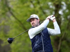 Ireland's Niall Kearney set the pace on day one of the Dutch Open (Tim Goode/PA)