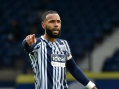 Kyle Bartley was on target just after the break for West Brom (Rui Vieira/PA)