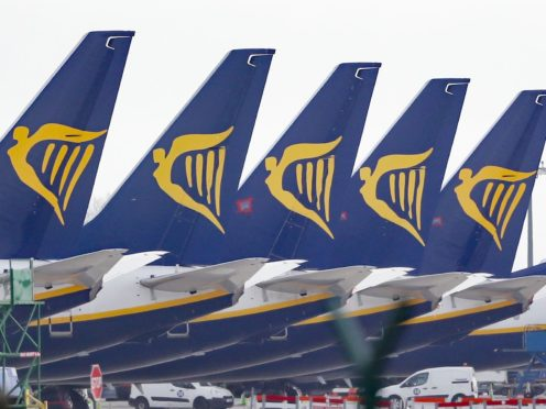 Ryanair plans to create 5,000 jobs over the next five years. (Niall Carson/PA)