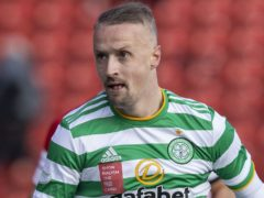 Leigh Griffiths was unable to mark his Dundee debut with a goal (Jeff Holmes/PA)