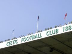 Celtic have reported a financial (Jeff Holmes/PA)