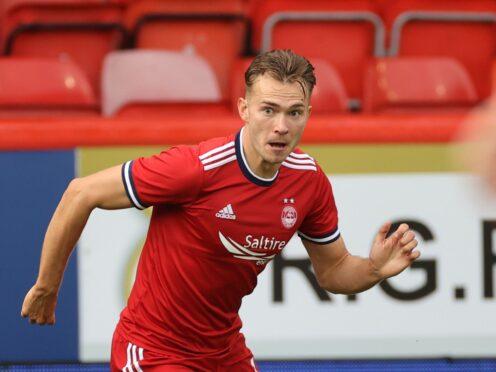 Ryan Hedges will return in Paisley (Steve Welsh/PA)