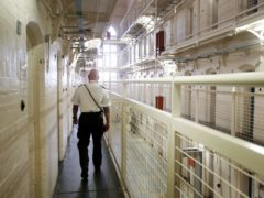 Prisoners are reportedly hacking the phones given to them during the pandemic and using them to buy drugs (Danny Lawson/PA)