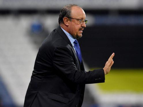 Everton manager Rafael Benitez wants to make Goodison Park a fortress (Anthony Devlin/PA)