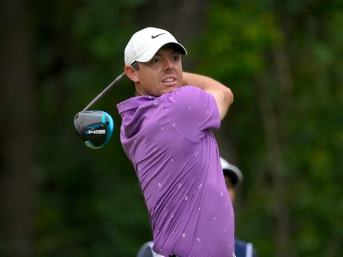 Rory McIlroy goes into the Tour Championship after shooting 22 under par in the BMW Championship (Nick Wass/AP)