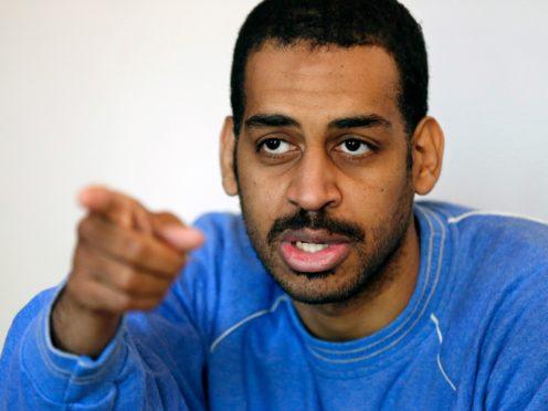 Alexanda Amon Kotey (Hussein Malla/AP)