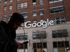 Google offices in New York (AP)