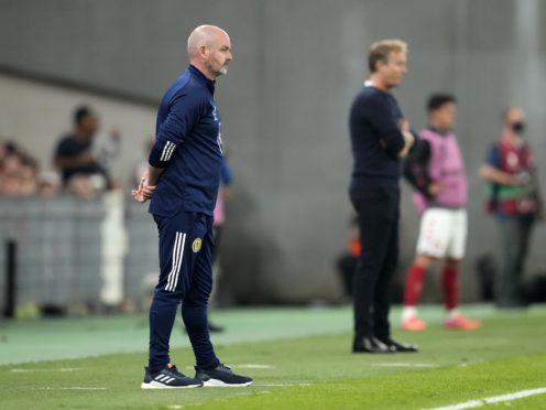 Steve Clarke needs to get Scotland back to winning ways (Claus Bech/PA)