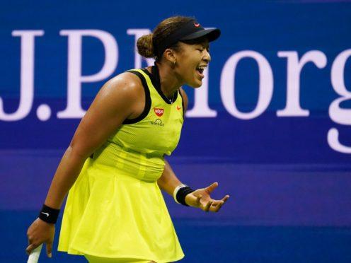 Naomi Osaka is planning on taking another break from tennis (John Minchillo/AP)