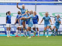 Manchester City made an impressive start to the new WSL season (Martin Rickett/PA)