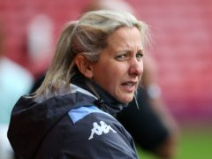 Aston Villa manager Carla Ward expects another stern test of her side's Women's Super League credetials (Barrington Coombs/PA)