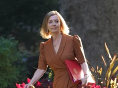 Liz Truss said in July that the final trade deal with Australia will be fully drafted by the end of the year (Stefan Rousseau/PA)