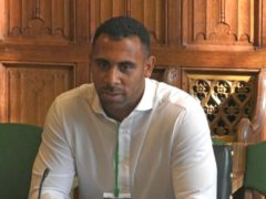 Anton Ferdinand says social media companies must do more to tackle online racist abuse (House of Commons/PA).