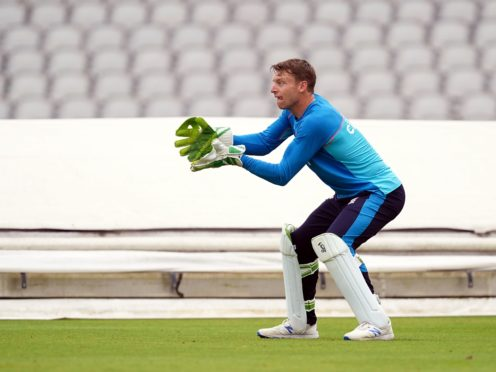 England's Jos Buttler is preparing as planned (Martin Rickett/PA)