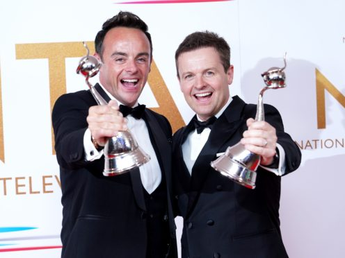 National Television Awards 2021: A list of all the winners (Ian West/PA)