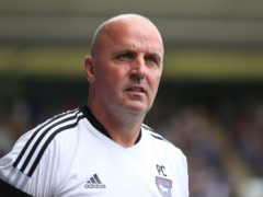 Ipswich manager Paul Cook (Nigel French/PA)