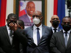 Haiti's designated Prime Minister Ariel Henry (Joseph Odelyn/AP)