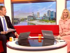 Louise Minchin has presented BBC Breakfast for the last time (BBC)