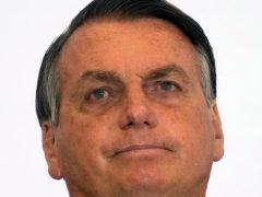 Brazilian President Jair Bolsonaro (Eraldo Peres/AP)