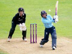 Danni Wyatt made her second ODI fifty (David Davies/PA)