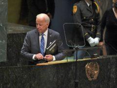 President Joe Biden (Timothy A Clary/AP)