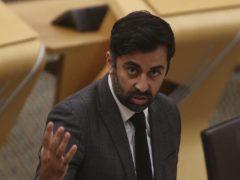 Health Secretary Humza Yousaf (Fraser Bremner/Scottish Daily Mail/PA)