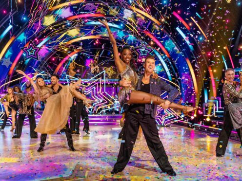 Strictly Come Dancing 2021 (Guy Levy/BBC)