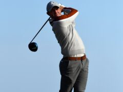 Rory McIlroy got Europe off to a strong start on the final day of the Ryder Cup (Anthony Behar/PA).