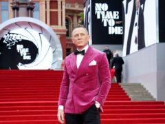 Daniel Craig (Ian West/PA)