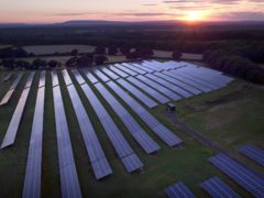 New energy company Renewco Power says it will focus on setting up large scale solar and wind power developments. (Steve Parsons/PA)