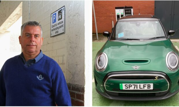 Call for consistency on parking rules for EVs after councillor fined while charging Mini in Perth