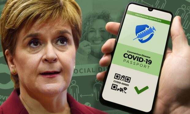 Covid: Vaccine passports – were you one of the 57,000 who got a doubler?