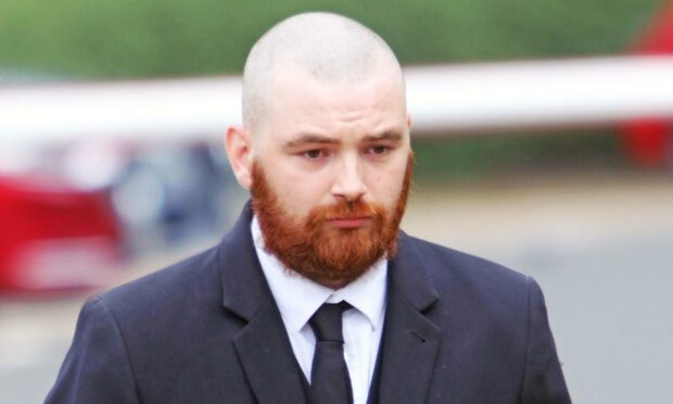 Jail for 'revenge porn' sex fiend who raped sleeping woman at Fife house party