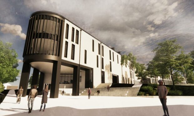 PICTURES: How the new Perth High School will look
