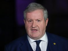 Ian Blackford says Scotland is on a 'different path' from that pursued by political leaders at Westminster (Isabel Infantes/PA)
