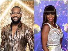 This year's Strictly Come Dancing couples have been announced (BBC/PA).
