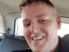 Lee Small was pronounced dead at his home in Ballindean Terrace, Dundee, on Wednesday (PA)