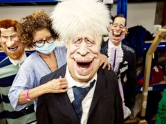 """Spitting Image writer says """"nothing should be off-limits"""" when creating the show (Mark Harrison)"""