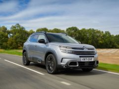Citroen has added a new Black Edition to its C5 Aircross hybrid line-up
