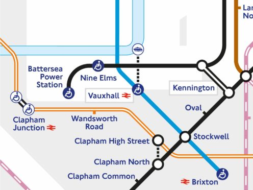 Transport for London has unveiled a new Tube map displaying the first major expansion of the network this century (TfL/PA)