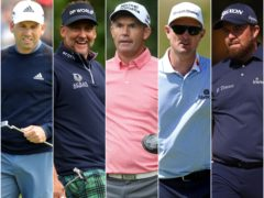 Padraig Harrington has named his Ryder Cup wild cards (PA)