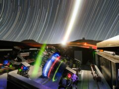 The Next-Generation Transit Search telescopes are located at the Paranal Observatory in northern Chile (ESO/PA)