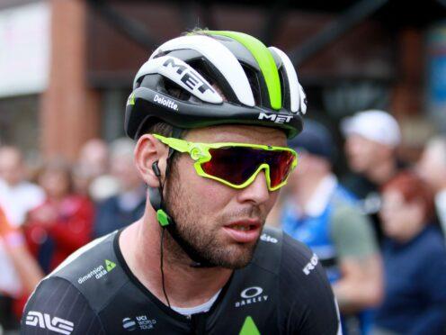 Mark Cavendish faces a battle at next year's Tour de France (Richard Sellers/PA)