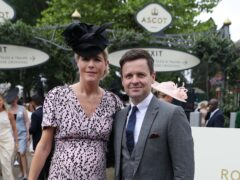 Declan Donnelly and Ali Astall were asleep at the time of the alleged attempt to steal their luxury car (Steve Parsons/PA)