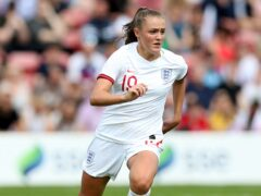 Georgia Stanway is part of England's squad for this month's World Cup qualifiers against Northern Ireland and Latvia (Barrington Coombs/PA).