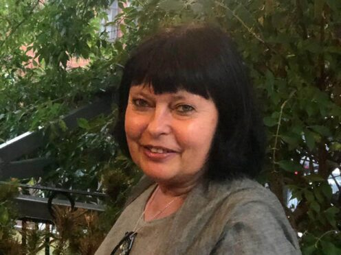 Serafima Meshaka, 58, who died after suffering head injuries at her address in Haven Green Court, Ealing (Met Police/PA)